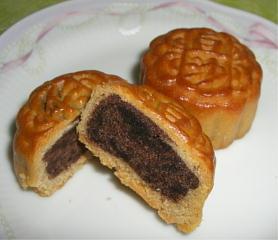 中国月餅豆沙
