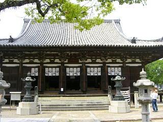 鶴林寺本堂