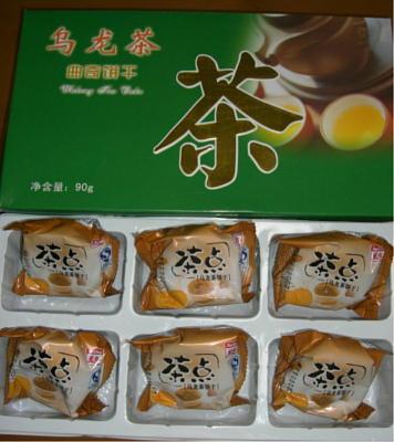 ウーロン茶クッキー1