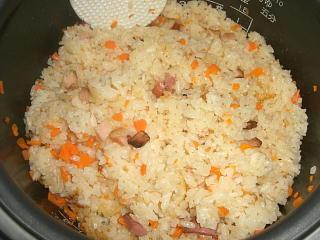 焼き豚ご飯