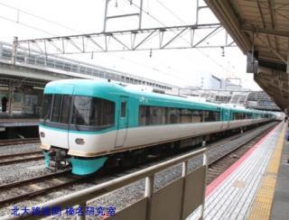 京都駅でトワイライトを待っている間に 6