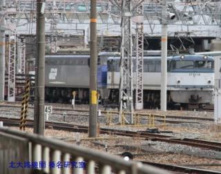 京都駅でトワイライトを待っている間に 7