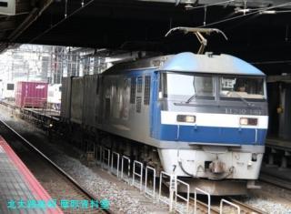 京都駅白昼の寝台特急 5