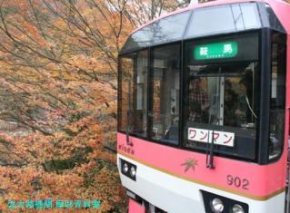 叡山電鉄晩秋2010の特集 3