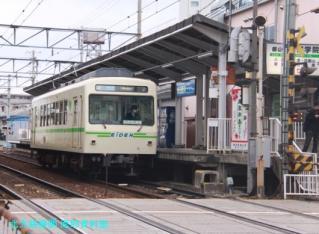 叡山電鉄 修学院駅の周辺 3