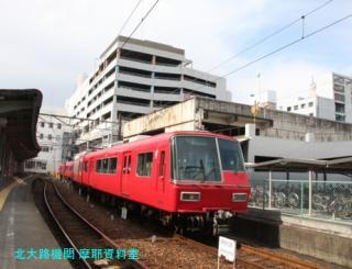 名鉄岐阜駅、待ち時間で撮った写真 5