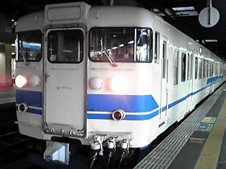 北陸本線普通電車