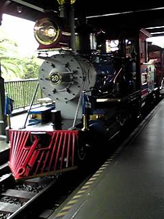 TDL_ウェスタンリバー鉄道