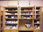 実家の食器棚・完了