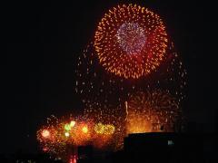 板橋花火2008