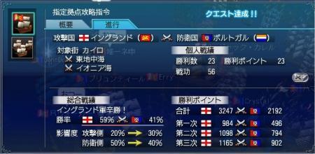 カイロ海戦3日目結果