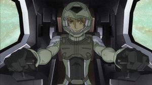 機動戦士ガンダム00 14話