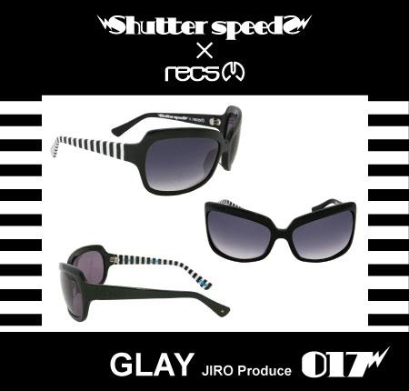 GLAY JIRO × recs