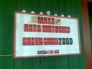 20090617 ライブハウスはマクサ