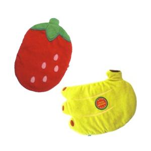 フルーツ湯たんぽ