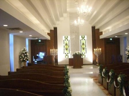 綺麗な教会♪