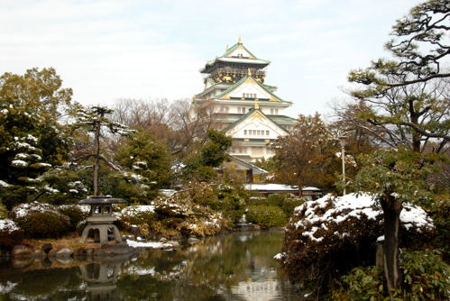 osaka雪景色03
