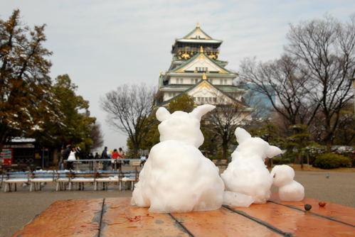 DSC雪だるま01