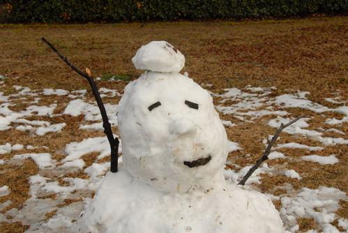 DSC雪だるま02