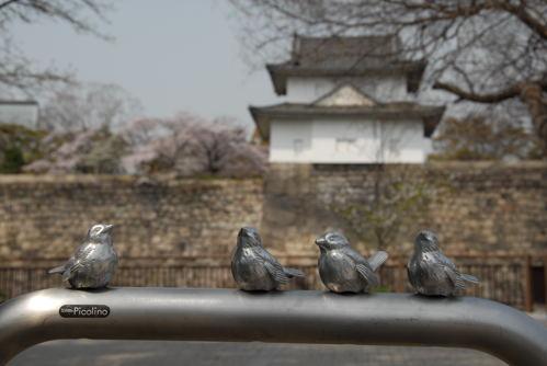 大阪城 桜04