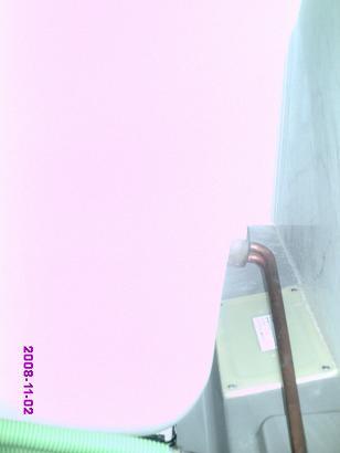 浴室エプロン右側 掃除後
