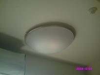 義母の部屋の照明