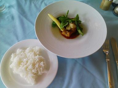 金沢エクセル東急 魚料理