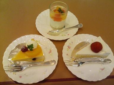 kanazawa excel Tokyu cakes