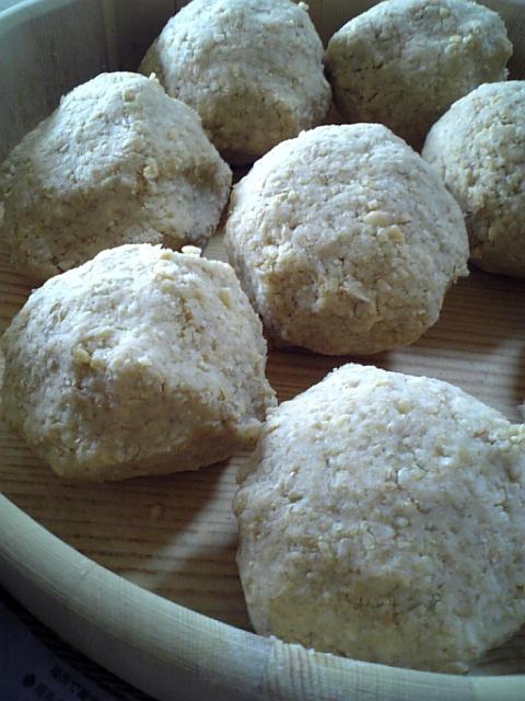 自家製味噌玄米麹2009