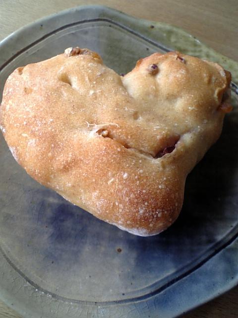 よりさんハートパン