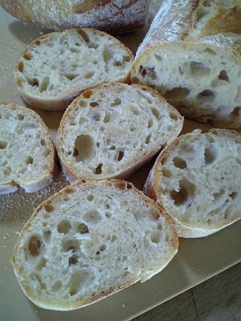 バゲット~ホシノフランスパン酵母