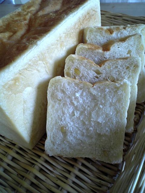 年末食パン