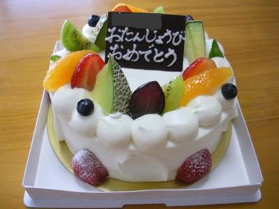 ひなママ誕生日(2008)1