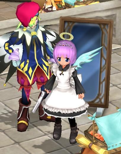 アリアス姫!