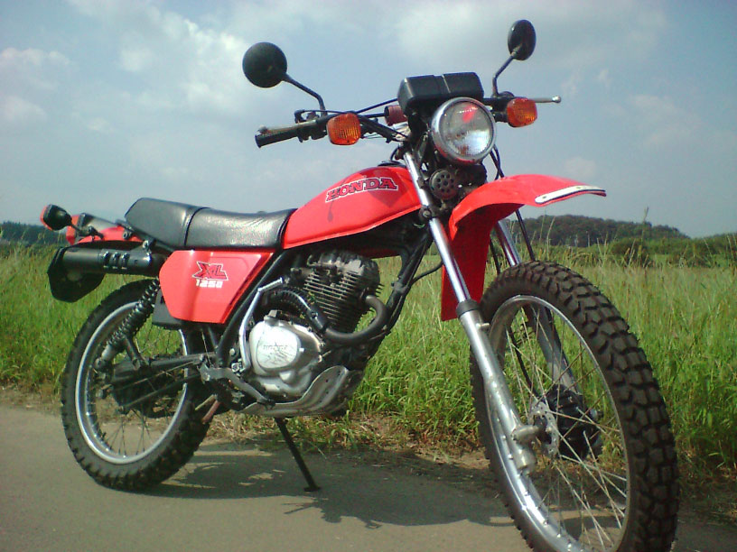 テツジXL125s
