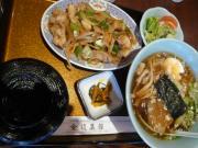 水戸・金龍菜館の「水戸藩ラーメン」7