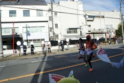 2011箱根駅伝