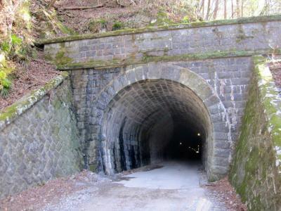 旧天城トンネル伊豆市側