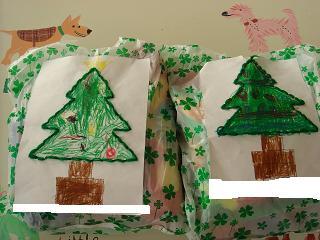 幼稚園クリスマスプレゼント081217