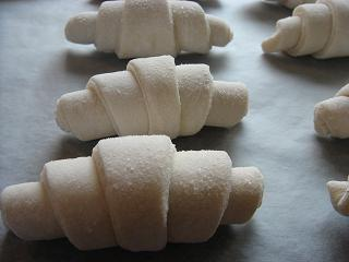 クロワッサン発酵