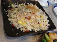 台湾 海老炒飯