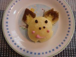 ピチュウケーキ1A