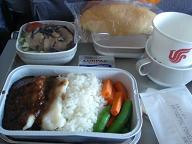 回家機内食2