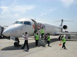 飛行機090711