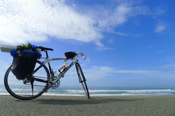 自転車の 自転車 旅行 ブログ : 日本半縦断自転車旅行【まえが ...