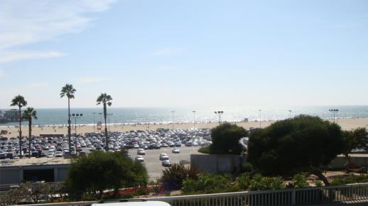 学会旅行 SIGGRAPH2008 アメリカ ロスアンゼルス YOSHINOYA サンタモニカ ビーチ