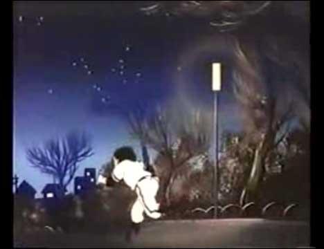 巨人の星 第四話 死のノックアウト打法 逃亡 飛雄馬