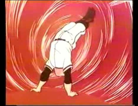 巨人の星 第四話 死のノックアウト打法 攻略法 アクロバティック