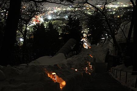 会津絵ろうそく祭り2011_2_11010