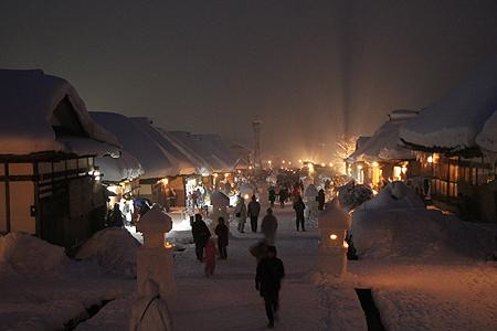 2011 02 12 大内雪祭り 043001